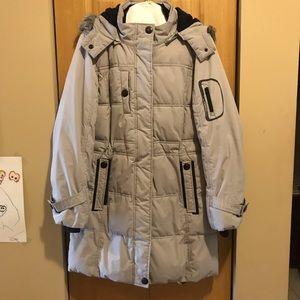 Hawke & Co Winter Puffer Coat Jacket